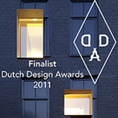 Winner Dutch Design Public Award 2011