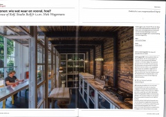 Magazine De Architect Oct. 2015